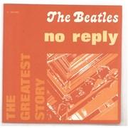 "The Beatles No Reply Italy 7"" vinyl"