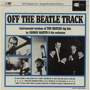 The Beatles Off The Beatle Track UK vinyl LP