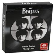 The Beatles Official Beatles Playing Cards UK memorabilia