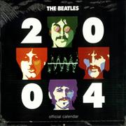 Click here for more info about 'The Beatles - Official Calendar 2004'
