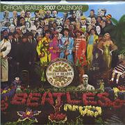 Click here for more info about 'The Beatles - Official Calendar 2007'