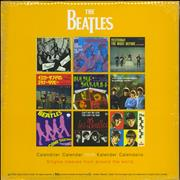 Click here for more info about 'The Beatles - Official Calendar 2009'