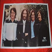 The Beatles Official Fan Club Poster UK poster