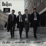 The Beatles On Air - Live At The BBC Volume 2 - Sealed UK 3-LP vinyl set