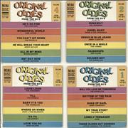 Click here for more info about 'Original Oldies From The 60's Volume 1-18'