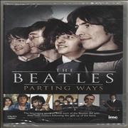 The Beatles Parting Ways UK DVD