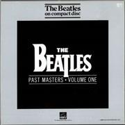 The Beatles Past Masters UK cd album box set