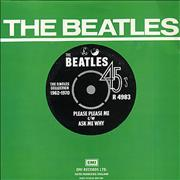Click here for more info about 'The Beatles - Please Please Me - 1976'