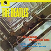 Click here for more info about 'The Beatles - Please Please Me - 1976 Issue'