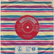 "The Beatles Please Please Me - 1st [B] - G UK 7"" vinyl"