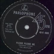 Click here for more info about 'The Beatles - Please Please Me - 2nd - EX'
