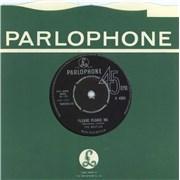 "The Beatles Please Please Me - 3rd - VG UK 7"" vinyl"