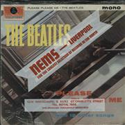 Click here for more info about 'The Beatles - Please Please Me - 5th + NEMS Bag'