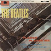 Click here for more info about 'The Beatles - Please Please Me - 5th - EX'