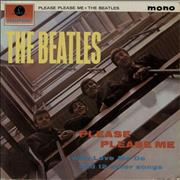 The Beatles Please Please Me - 5th - PMKT Tax Code - VG UK vinyl LP