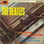 The Beatles Please Please Me - 5th - VG UK vinyl LP