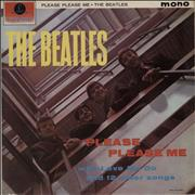The Beatles Please Please Me - 5th - VG+ UK vinyl LP
