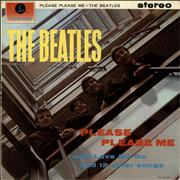 Click here for more info about 'The Beatles - Please Please Me - 5th - VG'