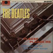 Click here for more info about 'The Beatles - Please Please Me - 6th - 5th p/s'