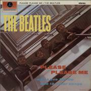 The Beatles Please Please Me - 7th - EX UK vinyl LP
