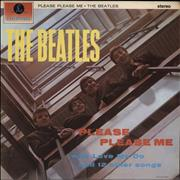 The Beatles Please Please Me - 7th - VG UK vinyl LP