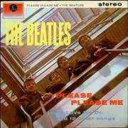 The Beatles Please Please Me - Barcoded UK vinyl LP