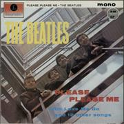 Click here for more info about 'The Beatles - Please Please Me - DMM - 1988 - VG'