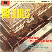 The Beatles Please Please Me - EMI - Fr Lam - EX UK vinyl LP