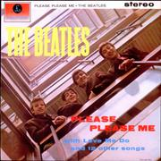 The Beatles Please Please Me - Early 80s - All Rights UK vinyl LP