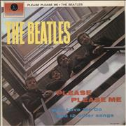 The Beatles Please Please Me - Gram 2 Box - VG UK vinyl LP