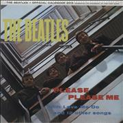 Click here for more info about 'Please Please Me - Official Calendar 2013'