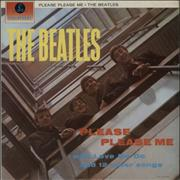 Click here for more info about 'The Beatles - Please Please Me - One Box - EX'