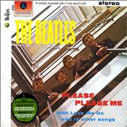 The Beatles Please Please Me - Sealed UK CD album