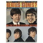 The Beatles Pop Pics Super Portraits No.18 UK magazine
