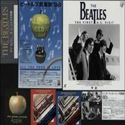 Click here for more info about 'The Beatles - Quantity of 25 Different Japanese Promotional Handbills, Flyers & Presenters'