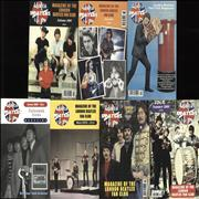 Click here for more info about 'The Beatles - Quantity of Seven 'London Beatles Fan Club' Magazines'