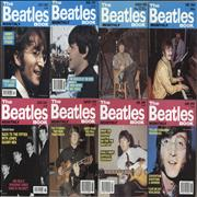 Click here for more info about 'Quantity of Seventeen The Beatles Monthly Book'