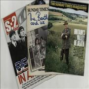 Click here for more info about 'The Beatles - Quantity of Three Sunday Newspaper Supplements'
