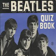 The Beatles Quiz Book UK book