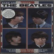 The Beatles Rare And Unseen UK DVD