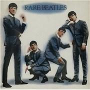 The Beatles Rare Beatles UK vinyl LP