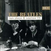 Click here for more info about 'The Beatles - Rare Photos & Interview CD - Vol. 1'