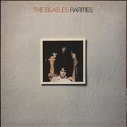 The Beatles Rarities - EX USA vinyl LP