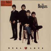 "The Beatles Real Love UK 7"" vinyl"