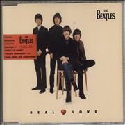 Click here for more info about 'The Beatles - Real Love'