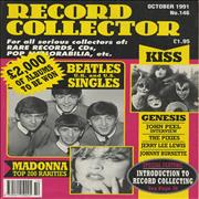 Click here for more info about 'The Beatles - Record Collector - October 1991'