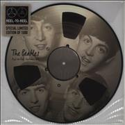 The Beatles Reel To Reel Outtakes 1963 - Sealed UK picture disc LP