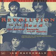 The Beatles Revolution In The Head UK book