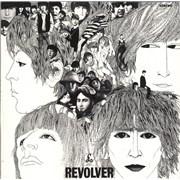 The Beatles Revolver - 2017 UK vinyl LP