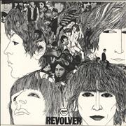The Beatles Revolver - 2nd Apple Issue Japan vinyl LP